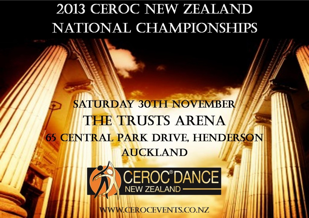 CerocNZ 2013 Nationals